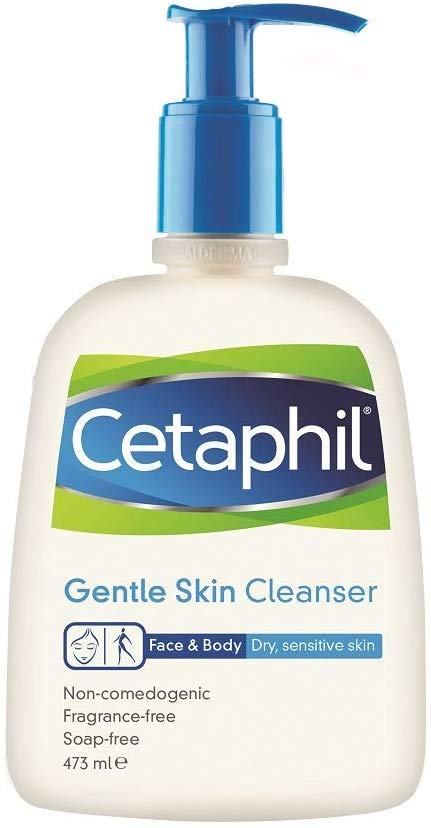 Cetaphil Gentle Skin Cleanser for Mens Skincare Routine