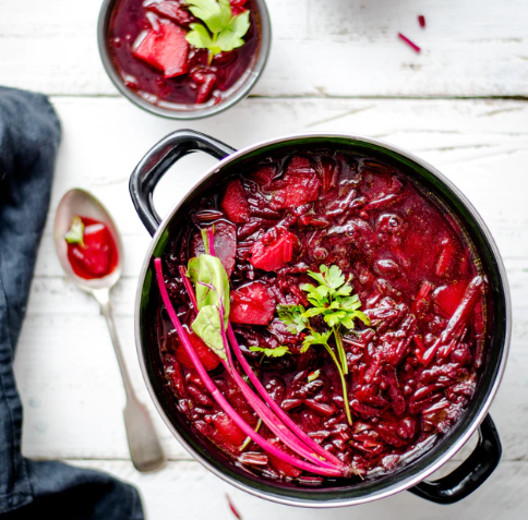 beetroot with magnesium