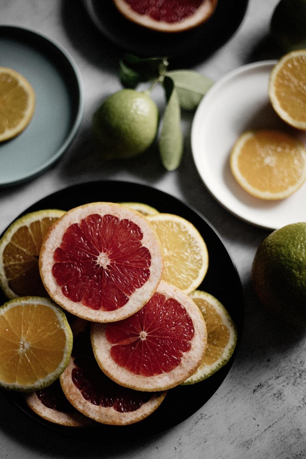 Citric Acid AHA derived from Citrus Fruit